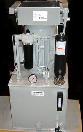 hydraulic capabilities